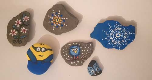 Rock Painting 2-The-Creative-Patch